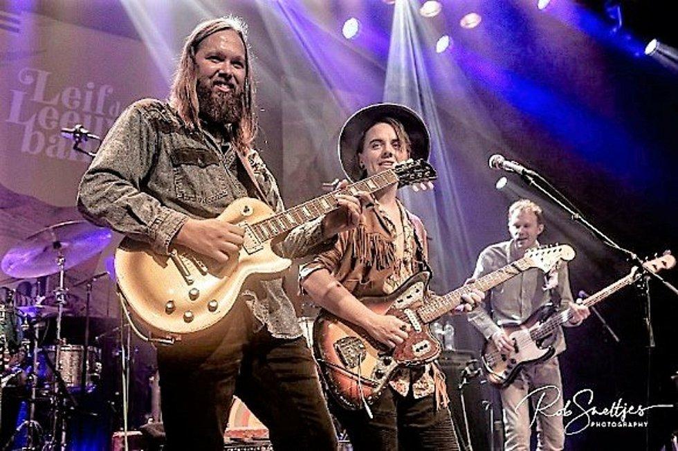 Leif de Leeuw Band (NL).