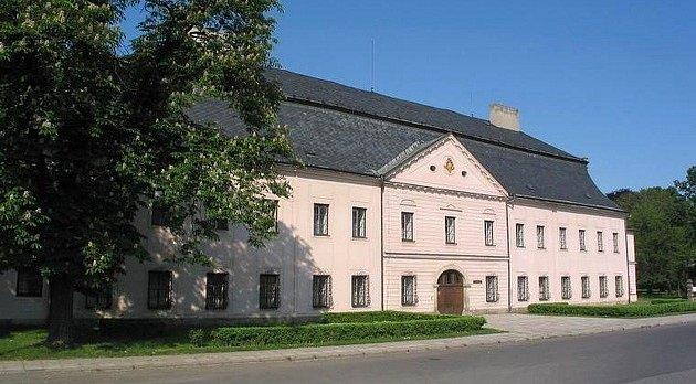 zámek Kinských