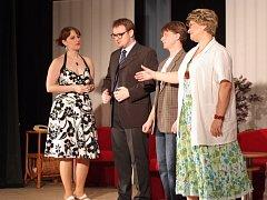 Herci divadla Chaos. Ilustrační foto.