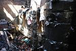 O velikonočním pondělí 2019 rodině Koudelových v Huslenkách doslova shořela střecha nad hlavou. Přišli téměř o všechno.