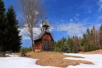 Jano na zvoničce Miloňová.