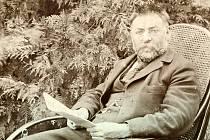 MUDr. František Sova na archivním snímku.