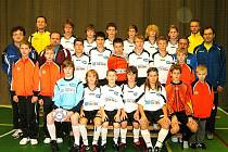 Ve fotbalovém klubu TJ Sokol Poličná se práce s mládeží daří.