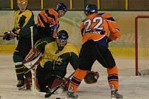 Návrat Vsetína do seniorského hokeje: 1. kolo druhé ligy: Vsetín - Hodonín (1:3, neděle 14. září)