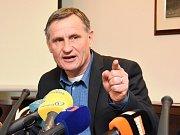 Senátor a starosta Vsetína Jiří Čunek.