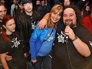 Muzikanti Stramu mají početný fanklub.