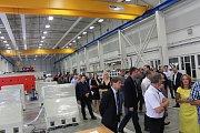 Společnost Trimill zabývající se výrobou obráběcích strojů slavnostně otevřela novou výrobní halu v areálu bývalé Zbrojovky ve Vsetíně. Její výstavba vyšla na více než 190 milionů korun.