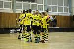 1. florbalová liga mužů Rožnov pod Radhoštěm - Slovan Havířov