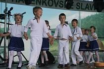 Halenkovské slavnosti nabídly bohatý program.