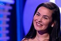 Kamila Polonyová (20) z Hošťálkové v pěvecké soutěži Superstar 2020.