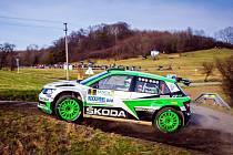 37. ročníku Valašská rally ValMez. Kopecký. Ilustrační foto.