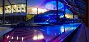 Resort Valachy. Termální bazenény