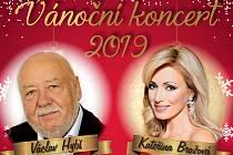 Václav Hybš - Vánoční koncert 2019