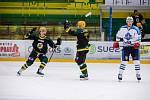 Hokejisté Vsetína jsou krok od semifinále play-off Chance ligy.