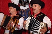 Na setkání jezdí pravidelně muzikanti z celé Moravy i Slovenska.