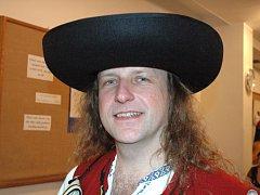 Daniel Káčer, muzikant skupin Dareband a STRAM.