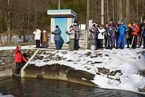 Vodohospodáři chystají přestavbu přehrady Stanovnice.