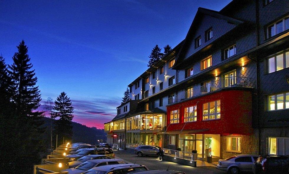 Spa hotel Lanterna.