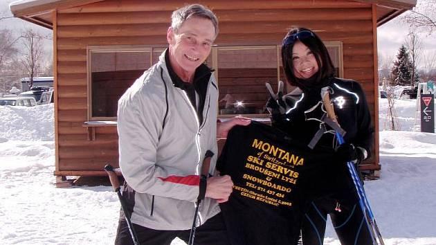 Vsetínský dálkový běžec Jan Talaš si v Japonsku vyjel třetí zlatou medaili World organizace loppet. Také pobyl v Sapporu i v Tokiu.