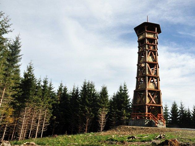 Rozhledna Miloňová na stejnojmenném vrchu ve Velkých Karlovicích. Je v nadmořské výšce 846 m. n. m. Dřevěná věž rozhledny je vysoká 24 metrů, vyhlídková plošina se nachází ve výšce 20 metrů