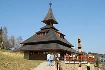 Zvonice na Soláni