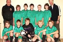 Družstvo pořádajícího klubu z Juřinky na turnaji dvakrát vyhrálo a v boji o konečné páté místo nestačilo na polské Spytkowice.