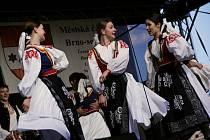 Vojenský umělecký soubor Ondráš se představí na 7. ročníku Gastro - folklorního festivalu v Liptále v sobotu 23. září 2017