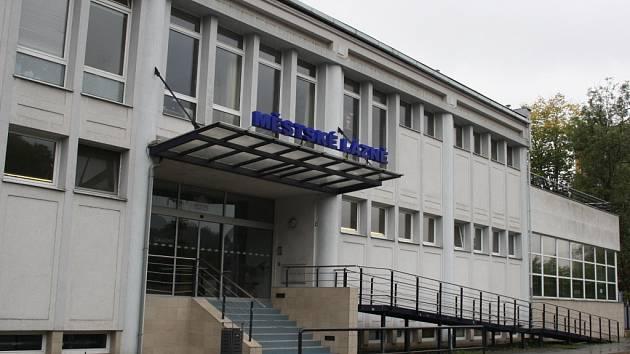 Městské lázně Vsetín. Ilustrační foto.