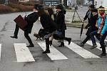 3. ročník akce s názvem Mezinárodní den švihlé chůze ve Vsetíně