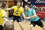 Házenkáři Zubří ve čtvrtfinále Evropského poháru proti Gorenje Velenje