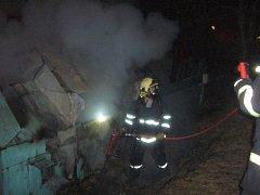 V neděli 20. března večer došlo k tragickému požáru v budce u teplovodního vedení.