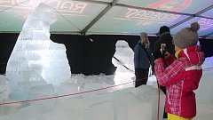 Festival Ledové sochy na Pustevnách