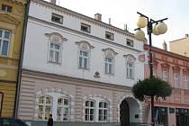 Městský úřad ve Valašském Meziříčí.