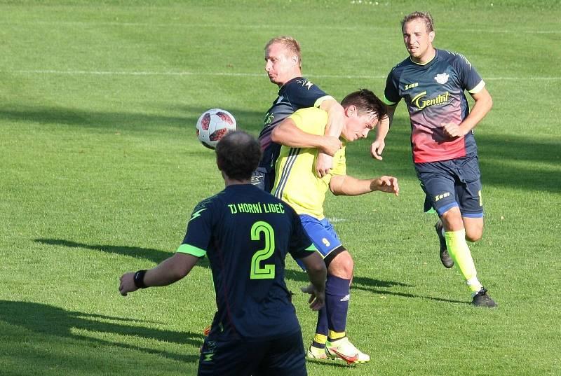 Fotbalisté Kelče nezvládli nástrahy 8. kola I. A třídy skupiny A a doma podlehli Horní Lidči 2:4.