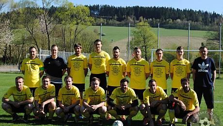 Fotbalisté Střelné okupují po podzimu druhé místo III. třídy OFS Vsetín skupiny A. Ztráta na lídra jsou jen tři body.