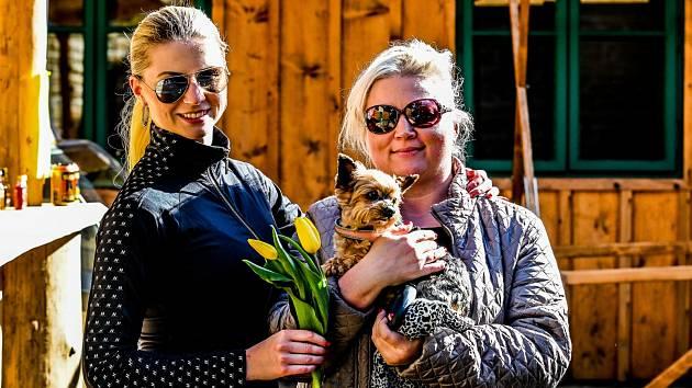 Svátek matek na Libušíně.