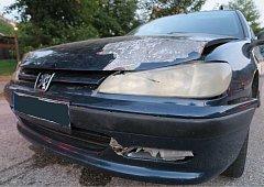 Opilý řidič naboural zezadu do řidičky škodovky, hrozí mu až tři roky vězení.