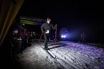 Noční stopa Valachy Tour 2016.