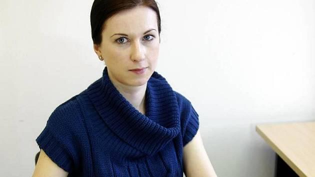 Novou tiskovou mluvčí Vsetína se stala sedmadvacetiletá Marie Šidlová.