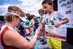 Rekordních 1 100 sportovců se zapojilo do 9. ročníku triatlonového závodu Valachy man, který se konal u vodní nádrže Na Stanoch v Novém Hrozenkově. Foto: Resort Valachy Velké Karlovicec
