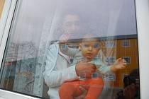 Romové ve vsetínské části Poschla