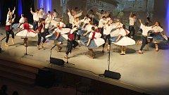 Folklorní soubor Vsacan oslavil v sobotu 17. listopadu 2018 při galaprogramu 75. výročí založení.