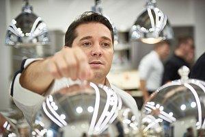 Michelinský šéfkuchař Nicolas Decherchi