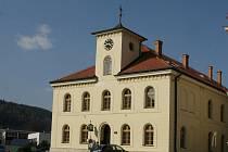 Galerie Stará radnice ve Vsetíně. Ilustrační foto.
