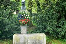 Památník TGM v Karolince