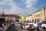 Valašská rally - neděle