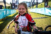 Do cyklistického závodu Bike Valachy ve Velkých Karlovicích se v sobotu 15. června 2019 zapojilo 190 dětí. Závod je součástí seriálu Valachy Tour.
