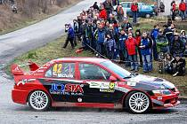 Barum Czech rally Zlín pojede i valašskomeziříčský jezdec Roman Michalík, navigovat jej bude Jaroslav Pešl.