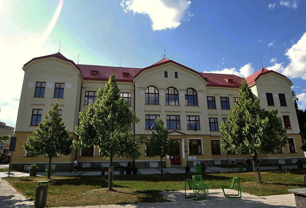 Vsetín - Střední zdravotnická škola