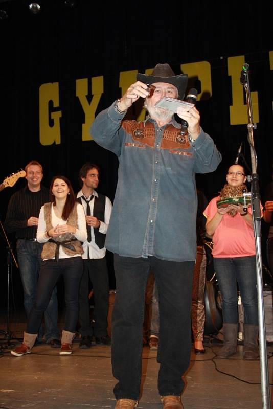 Vsetínská country kapela Gympleři slavila dvacáté narozeniny